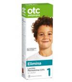 OTC antipiojos locion 1,5% Permetrina 125 ml