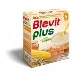 BLEVIT PLUS 8 CEREALES Y MIEL 600GR