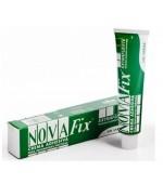 Nova Fix Extra Fuerte Crema Adhesiva Para Dentaduras Postizas 45g
