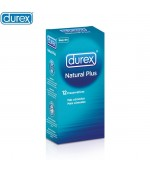 Durex Preservativos Natural Plus Easy On x12