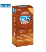 Durex Real Feel Sensitivo 10 U